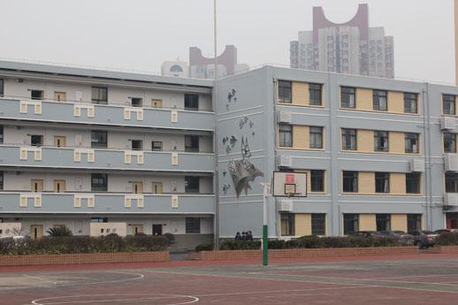 田林县初级中学新校址落成暨整体图片